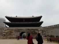Sungnyemun Gate, Seoul, Korea- South Gate